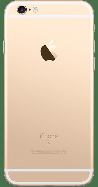 Apple iPhone 6s - Back